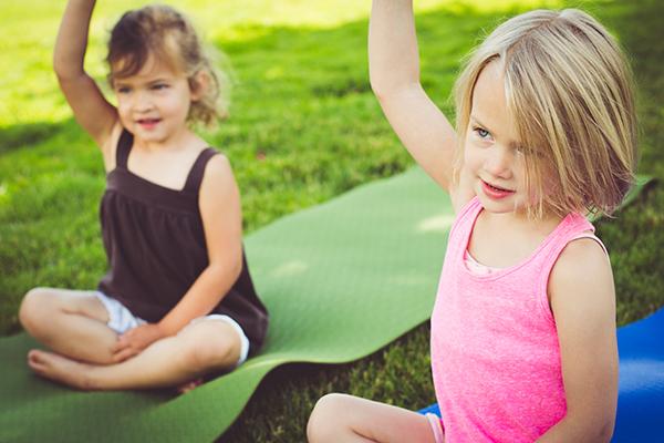 Eltern-Kind-Yoga, Familienyoga