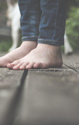 Deine Füße beeinflussen dein Leben – Yoga für die Füße